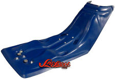 YAMAHA SNO-SCOOT SNO SCOOT SNOW SCOOT SEAT PAN PLASTIC BASE BRAND NEW! W/ HDWRE