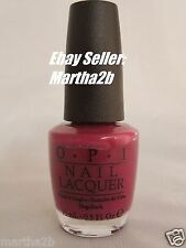 Authentic OPI Nail Polish D10 Casino Royale 2012 Skyfall James Bond NOS Full HTF