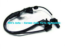 KA RIO SEDAN 1.6L MANUAL 2006-2010 GENUINE BRAND NEW ABS SENSOR FRONT LH