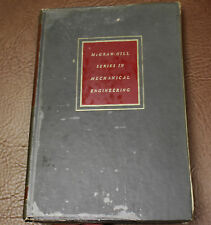 Dynamic Analysis of Machines by Joseph E. Shigley  1961 HC ENGINEERING BOOK