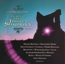 Fiona Ritchie Presents: The Best Of The Thistle & Shamrock by