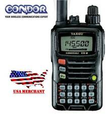 YAESU VX-6R Handheld Receiver 3 band Transmiter VX-6R   FM.UHF and VHF