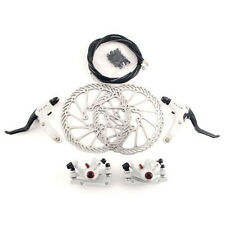 BB5 Mountain Bike Mechanical Disc Brake Front and Rear with G3 160mm Rotors