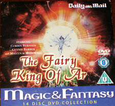 The Fairy King Of Ar (DVD), Corbin Bernsen, Glynis Barber, Malcolm McDowell
