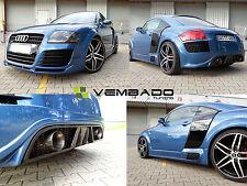 Audi TT 8n tuning bodykit r8 difusor v1