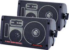 PYRAMID  BOX SPEAKER PYRAMID 3-WAY 100 WATT BASS REFLEX 2060