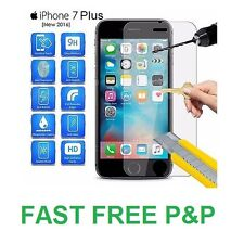 Premium Quality 100% Tempered Glass Screen Protector Film For iPhone Plus