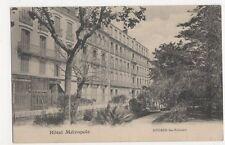 France, Hotel Metropole, Hyeres les Palmiers Postcard, B271