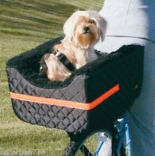 Pet Dog Bicycle Basket Rider 24lbs Rear Seat Snoozer