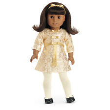 "American Girl MELODY CHRISTMAS OUTFIT for 18"" Dolls Holiday Clothes Dress NEW"