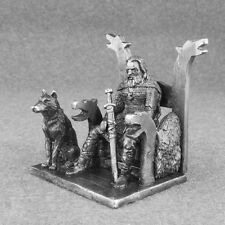 Viking 1/32 Action Figurine Handmade Norman Tin Metal Antique Toy Soldier 54mm