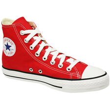 CONVERSE ALL STAR CHUCK TAYLOR HIGH STREET MEN SHOES RED X9621 SIZE 11.5 NEW