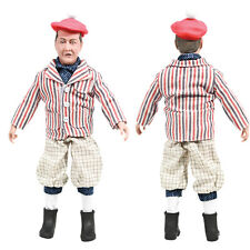 Three Stooges 8 Inch Action Figure: 3 Little Beers Curly [Loose in Factory Bag]
