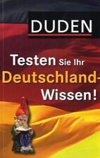 Duden Allgemeinbildung - Testen Sie Ihr Deutschland-Wissen! | Buch