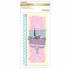 Recollections Zipper Planner Creative Year - Sassy Saying Pocket Folders