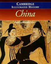 The Cambridge Illustrated History of China (Cambridge Illustrated Hist-ExLibrary
