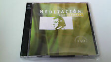 "CD ""MEDITACION CON CHOPIN"" 2 CD 30 TRACKS 7243 5 67095 2 2 COMO NUEVO"