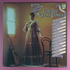 Ethna Campbell - For The Good Times - Philips 6382-138 Philips 6382-138 Ex+