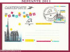 ITALIA MAXIMUM MAXI CARD CARTEPOSTE PARIS PHILEXFRANCE 89 1989 C2