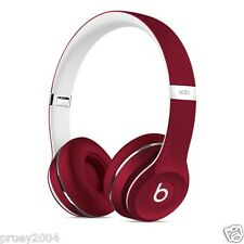 BEATS BY DR. DRE SOLO2 WIRED HEADPHONES ON EAR 2014-15 BLUE, RED, BLACK, WHITE