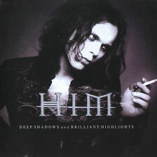 CD HIM / Deep Shadows and Brilliant Highlights – Rock Album 2001