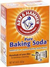 8x Arm and Hammer bicarbonato PURO bicarbonato di sodio 227 G spedizione gratuita rapida