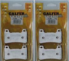 Galfer HH Front Brake Pads (2 Sets) 2005-2013 Honda CBR600RR / FD326G1375