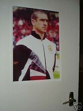 Eric Cantona Colour Large Door Poster #1