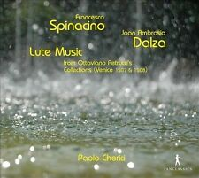 Lute Music from Ottaviano Petrucci's Collections, New Music