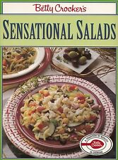 BETTY CROCKER'S SENSATIONAL SALADS COOKBOOK FRUIT, POULTRY, MEAT, MEATLESS, MORE
