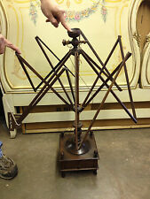 Antique 19th Century Primitive Early Umbrella Swift Yarn Winder