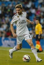 REAL MADRID HAND SIGNED ILLARRAMENDI 12X8 PHOTO 2.