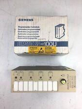 Siemens 6ES5 440-8MA11 Digital Output Module 4 x 24V/0.5A DC Simatic S5