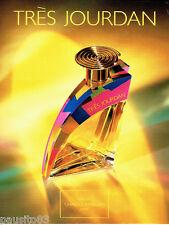 PUBLICITE ADVERTISING  016  1993  CHARLES JOURDAN parfum