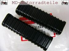 Honda CB 750 Four K0 K1 K2 Fussrastengummi Set Sozius Rubber A, pillion step Set