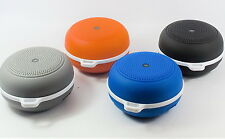 Portable Mini Wireless Clip Bluetooth Speaker for iPod iPhone iPad Android PC