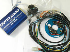 Suzuki GSXR1100 86 to 92 oil cooled Dyna 2000 ignition system.programmable.