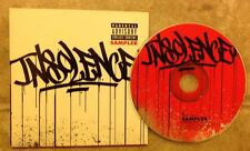 Insolence (CD - Sampler with 5 tracks!) Poison Well