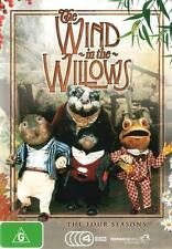 Wind In the Willows: The 4 Seasons  - DVD - NEW Region Free