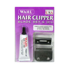 WAHL HOME CUT, 300 SERIES & MORE PRECISION BLADES SET INC OIL 2050-500