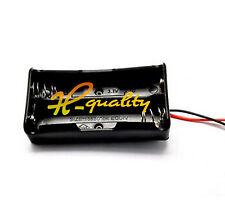 Battery Case Holder Storage Box di Plastica 2 * 18650 BATTERIA RICARICABILE 3.7 V