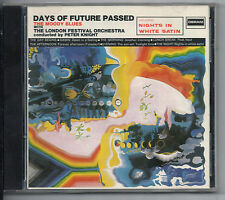 Days of Future Passed by The Moody Blues (CD, May-1986, Polydor)