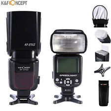KF570 II Wrieless Speedlite Flash fr Canon Nikon Pentax Olympus Diffuser Softbox