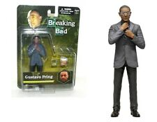 """BREAKING BAD GUS FRING 6"""" ACTION FIGURE IN SUIT -  MEZCO TOYZ"""