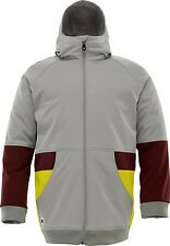 Burton Exeter Snowboard Jacket (L) Iron Grey