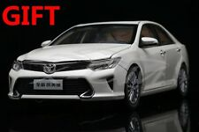 Car Model All New Toyota Camry 2015 1:18 (White) + SMALL GIFT!!!!!