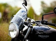 DART FLYSCREEN: SCREEN FOR TRIUMPH STREET TWIN windshield