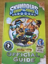 Skylanders Swap Force: Master Eon's Official Guide and Poster (2014, Paperback)