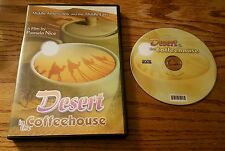 Desert In The Coffeehouse (DVD) Pamela Nice short documentary film US Arab rela.