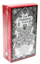 Authentic Hermetic sealed Tarot Deck, 78 cards, Occult Magic Alchemy Divination